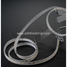 All In One SMD5050 60leds 2700K Transparent led strip light